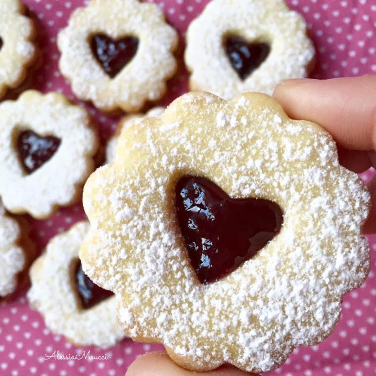Biscotti San Valentino 1